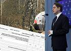 """Katastrofa smoleńska - nowe stenogramy. Konferencja PiS: """"Materiał biegłych jest pisany na potrzeby śledztwa rosyjską cyrylicą"""""""