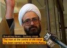 """Kim był napastnik z Sydney? """"Irański uchodźca, samozwańczy szejk. Miał problemy z prawem"""""""