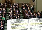Posłowie głosowali nad włączeniem pod obrady projektu zmian w Trybunale Konstytucyjnym