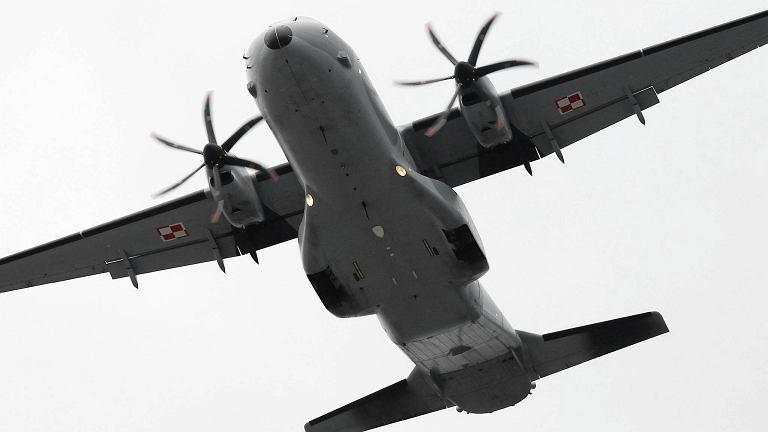 Małopolski Piknik Lotniczy. CASA C-295