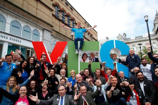 Irlandia głosuje w sprawie legalizacji małżeństw jednopłciowych