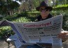 """Turcja blokuje strony publikujące okładkę """"Charlie Hebdo"""". Z powodu karykatury Mahometa"""