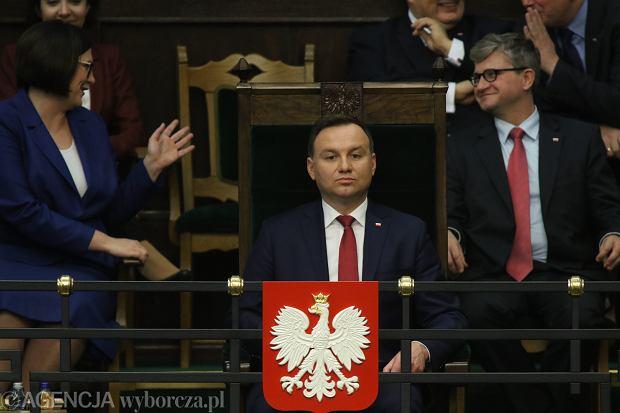 Fundacja Helsińska apeluje do prezydenta Andrzeja Dudy o zaskarżenie PiS-owskiej nowelizacji ustawy o Trybunale Konstytucyjnym do Trybunału Konstytucyjnego