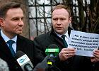 Rzecznik PiS: Komorowski nie rozszerzy referendum? Już 6 sierpnia prezydentem będzie Duda...