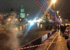 Morderca czyhał na Niemcowa? Jest nagranie z miejsca zabójstwa