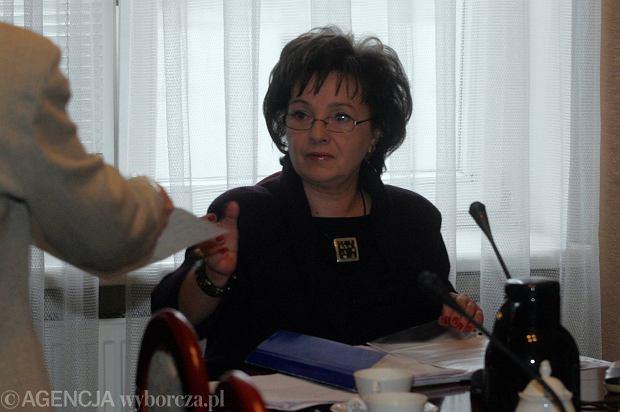 Elżbieta Witek - nowy rzecznik PiS
