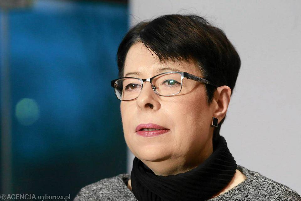 Wanda Zwinogrodzka, wiceminister kultury