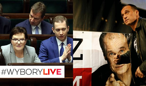 Cezary Tomczyk, Ewa Kopacz, Paweł Kukiz