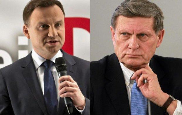 Andrzej Duda, Leszek Balcerowicz