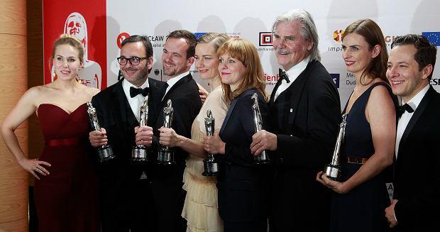 Twórcy filmu 'Toni Erdmann' we Wrocławiu