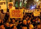 Studenci na Węgrzech chcą dymisji Orbana. Za korupcję