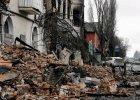 """Ukraina: siły rządowe i separatyści oskarżają się o łamanie rozejmu. """"Eksplozje słychać co 10 sekund"""""""