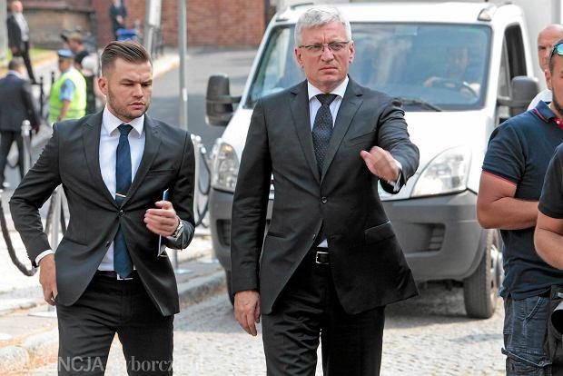 Marcin Gołek i Jacek Jaśkowiak