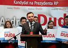 Duda o konwencji Komorowskiego: prezydent nie kreował zgody przez ostatnie lata
