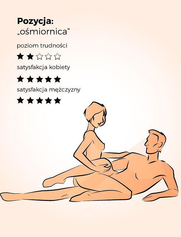 Pozycja seksualna: ośmiornica