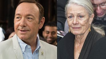 Kevin Spacey and Vanessa Redgrave