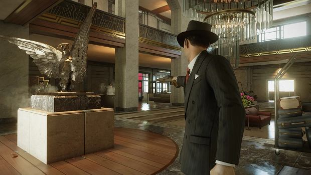 The locations in Mafia: Definitive Edition are a masterpiece, one would like more monumental galleries, banks and churches!