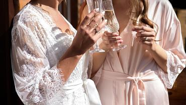 She was accused of ruining the twin's wedding.  The reason is surprising