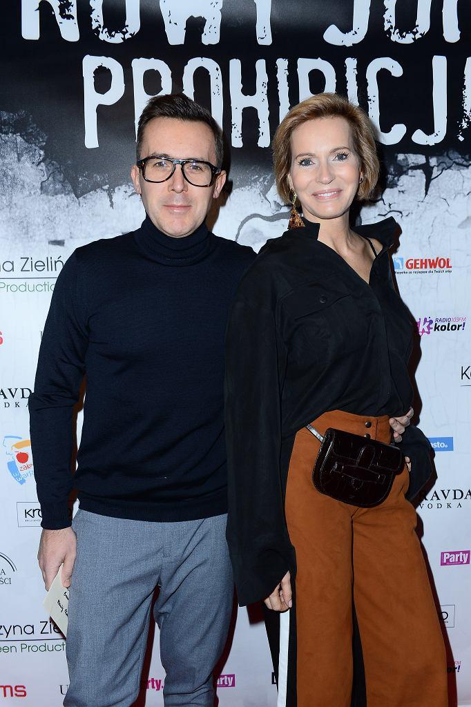 Paulina Smaszcz-Kurzajewska and Maciej Kurzajewski