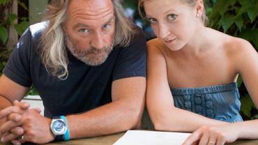 Lara Gessler and Piotr Gessler