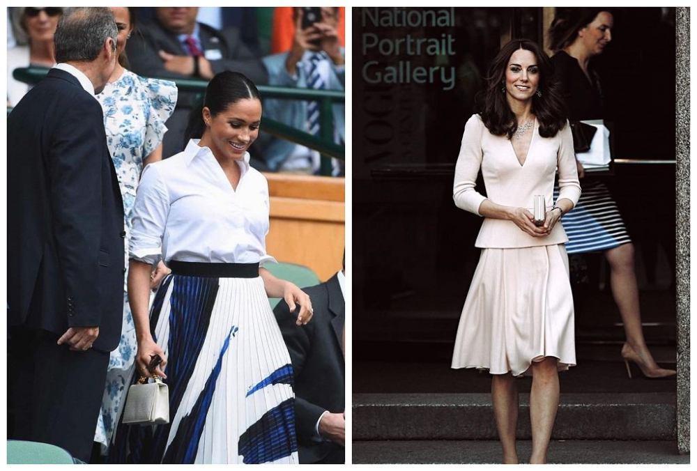 Women's skirt Kate Middleton Megan Markle