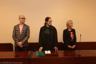 Magdalena Dobrzańska-Frasyniuk oskarżyła Romana Skepowicza za słowa 'kto to rucha'. Ogłoszenie wyroku