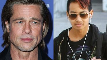 Brad Pitt, Maddox Pitt-Jolie