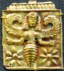 In Ancient Times - The Honey Bee