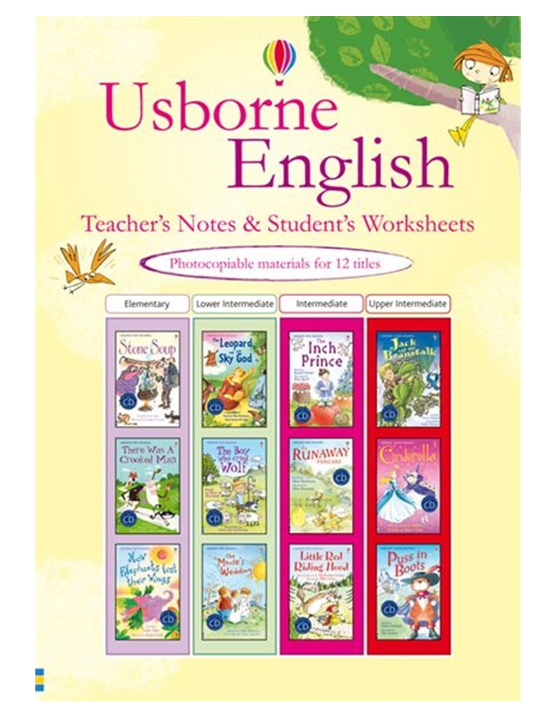 Usborne English Teacher S Notes And Student S Worksheets