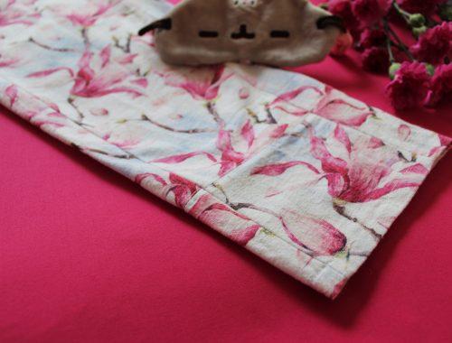 piżama z długim rękawem szycie
