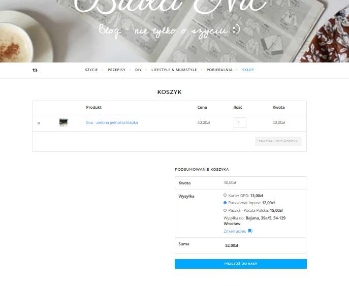 sklep3 Mała nowość   sklep na blogu! :)