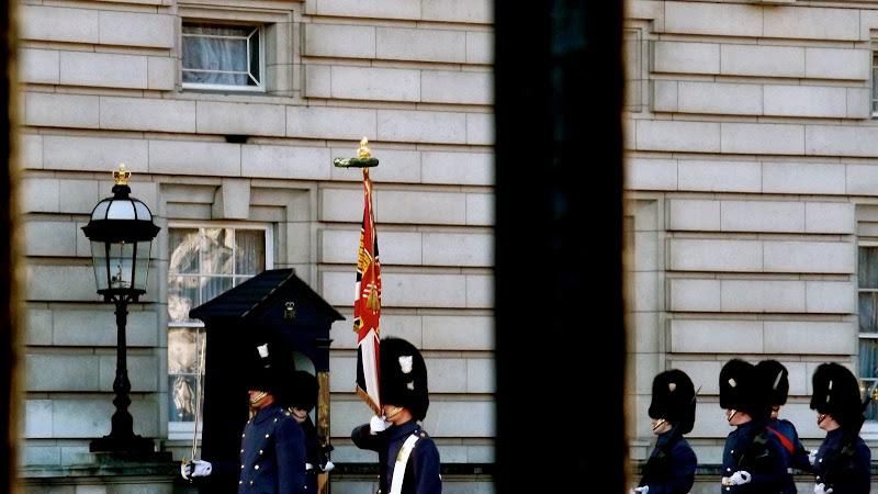 Totul despre Schimbarea Gărzii la Buckingham Palace