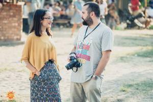 Fotografiile de la Balkanik au fost realizate de cei doi fotografi povestitori din imagine și editate de personajul bărbos. :)