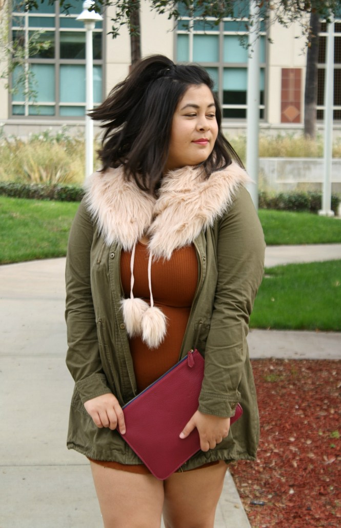 Forever21 plus fall outfit