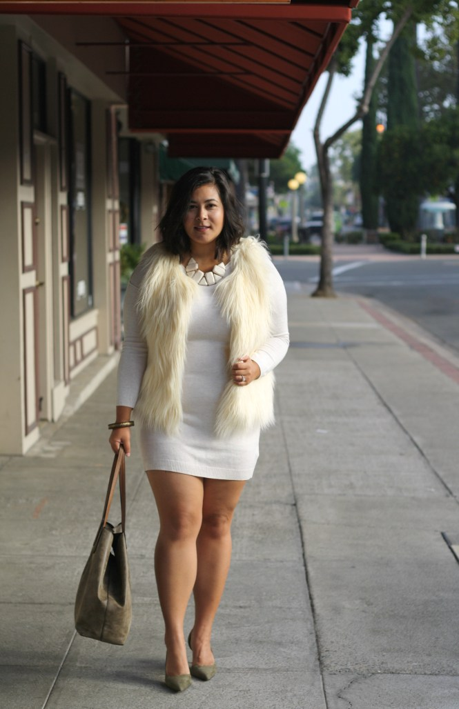 white-fur-vest-bodycon-curvy-plus