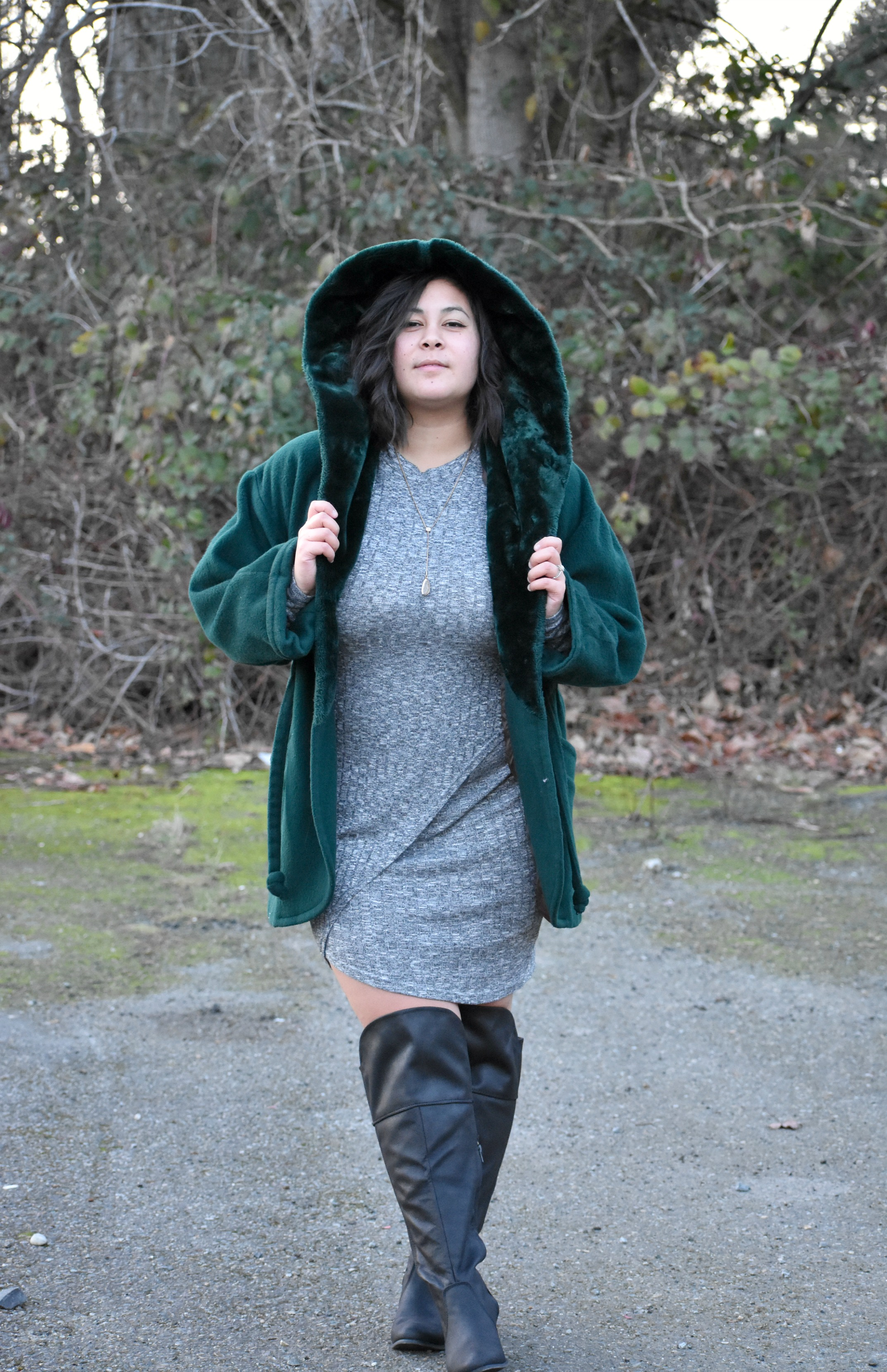 Avenue plus wide calf over-the-knee boots
