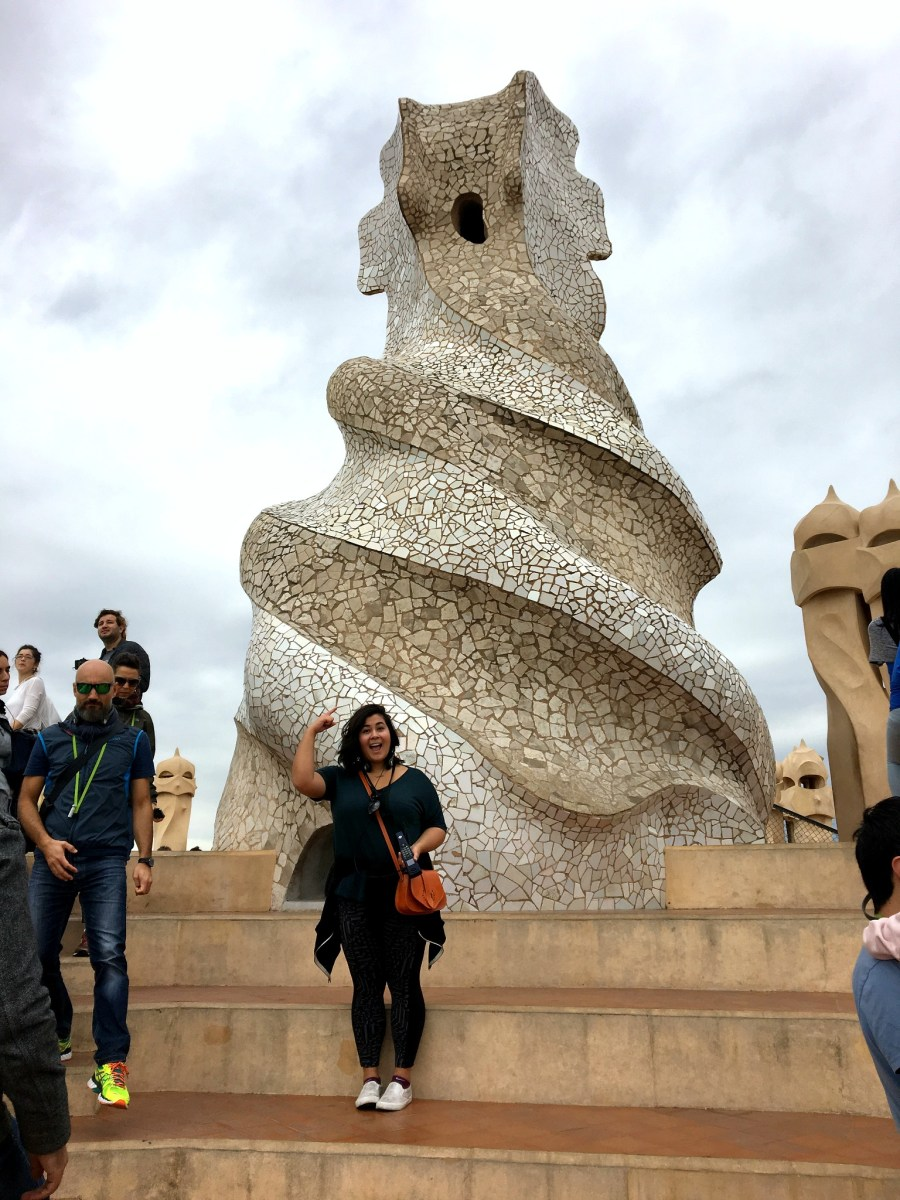 3 days in Barcelona - Spanish food & Gaudi architecture