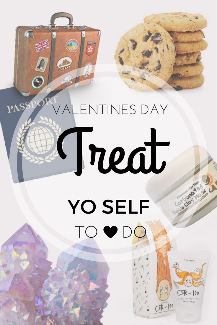 Bianca's guide to treat yourself this Valentines Day