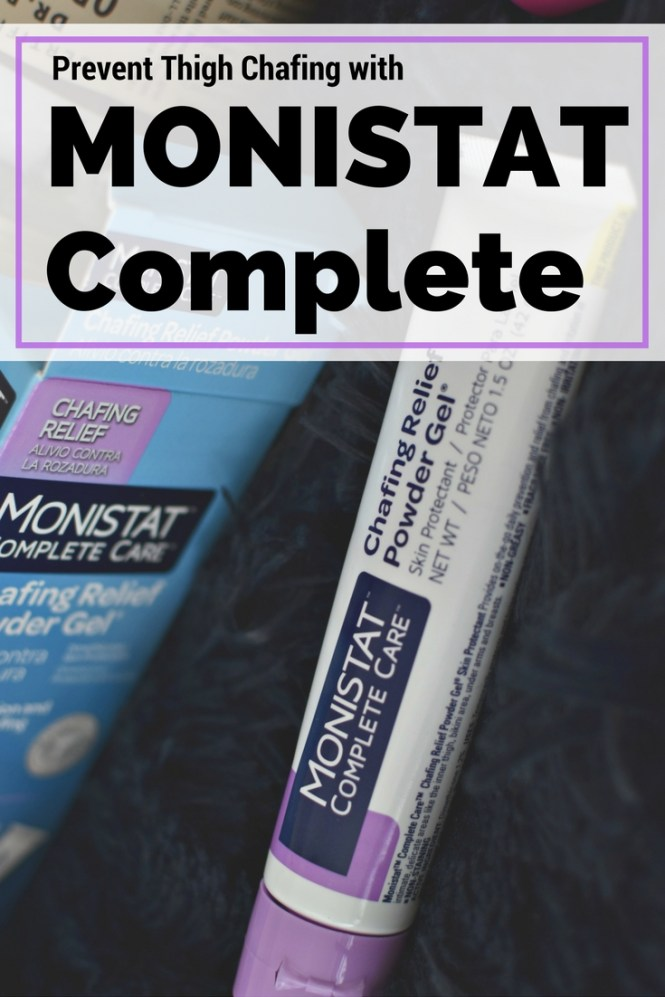 Chafing protection Monistat complete