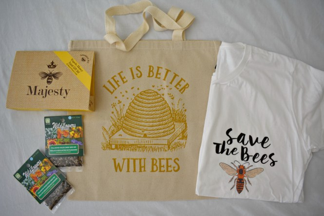 Win this Bee goodie bag