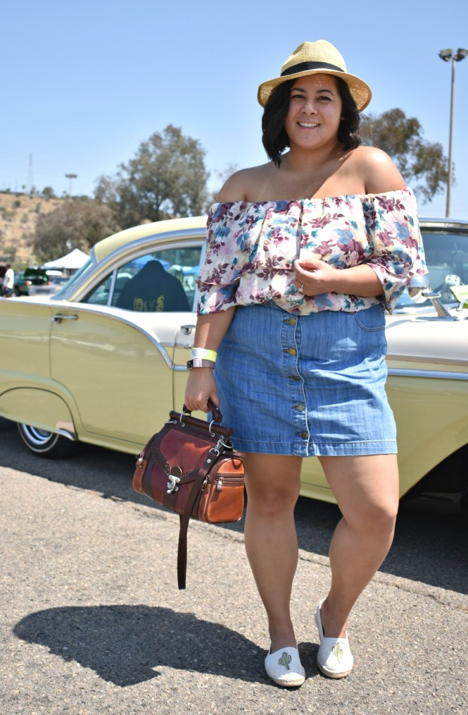 It S A Good Time To Be In The Plus Size Market: Little Havana Style In Southern California; OOTD