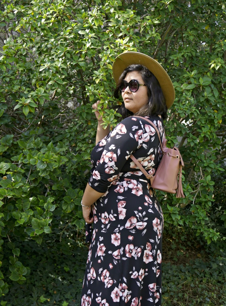Coachella Outfit Inspiration: East Adeline Floral Maxi