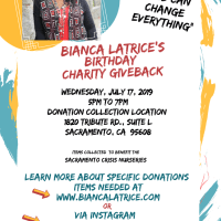 Are You Ready For The Birthday Charity Give Back???  **EVENT ANNOUNCEMENT**