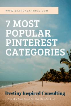category pinterest