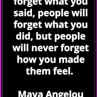 Need a Maya Angelou Quote as a Pick-Me-Up?