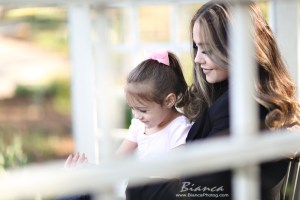Mother and Daughter through lattice