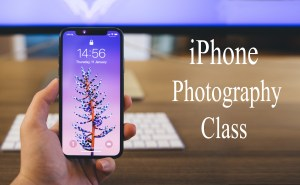 iPhone photography class