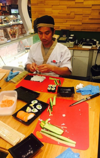 Regiondo - Eventanbieter - Sushikurs - Sushi Circle- 100304242_C9430