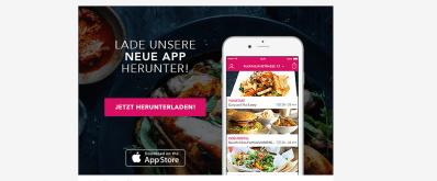 foodora - Lieferdienst - App
