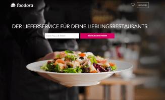 foodora - Lieferservice